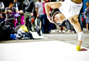 B-Boy Philthee - Masterz Crew Showcase Battle