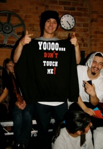 bboy flo yo don't touch me