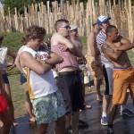 Blood Masterz Breakdance Battle Workshop at Secret Garden Party